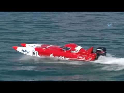 Dünya Offshore Şampiyonası Tamamlandı