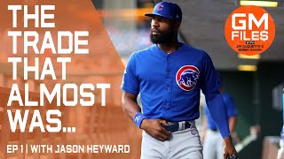Jason Heyward remembers almost getting traded for Aaron Judge | GM Files Ep 1