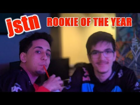 Jstn - The Rookie of The Year (Rocket League) thumbnail