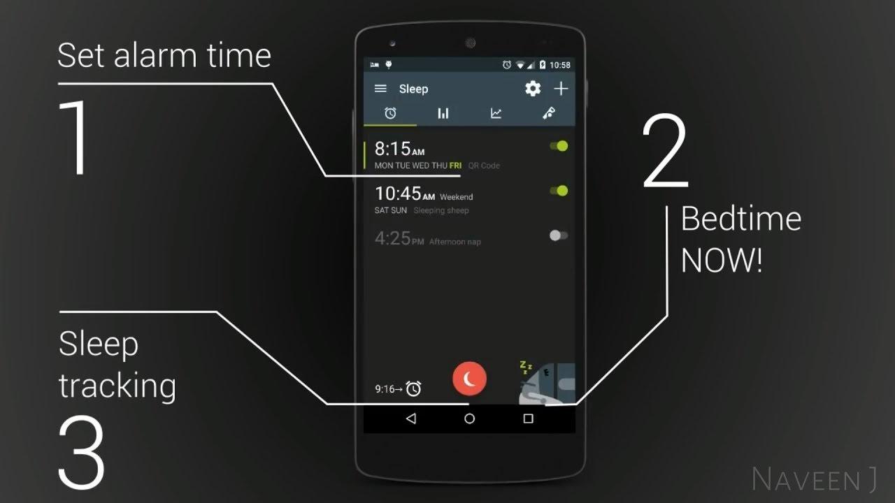 Android Best Alarm Clock   Unique Alarm Clock