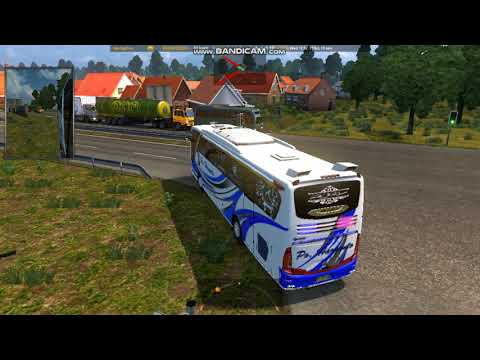 HR Parwis plng ke garasi | Euro Truck Simulator 2