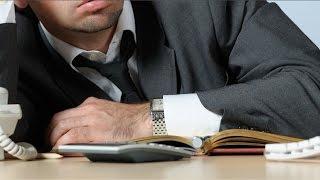 Consejos para trabajar sin haber dormido la noche anterior