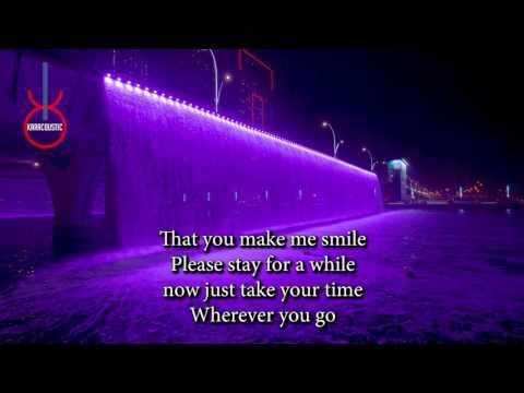 Bubbly (acoustic Karaoke) - Colbie Caillat
