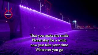 Bubbly (acoustic karaoke) - Colbie Caillat
