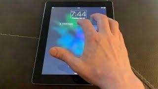 iPad on Adderall