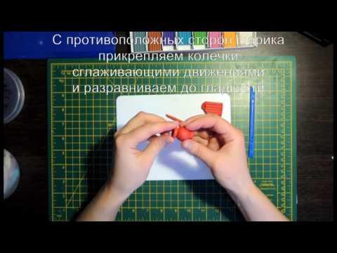 """Лепка  """"Кувшинчик"""" с дошкольниками 5-6 лет (1 способ)"""