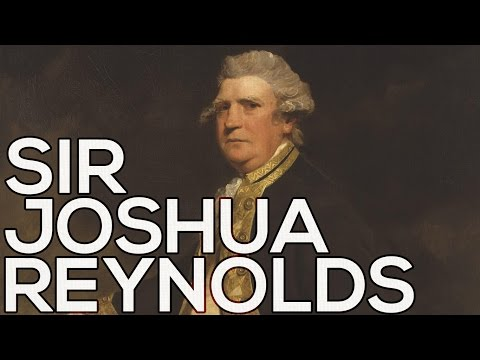 Sir Joshua Reynolds: A collection of 434 paintings (HD)