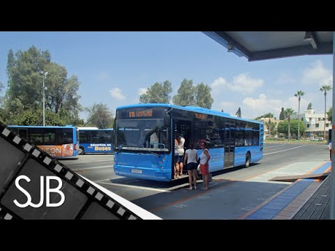 Public Transport in Cyprus: Buses