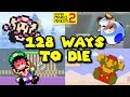 128 Ways to Die in Super Mario Maker 2