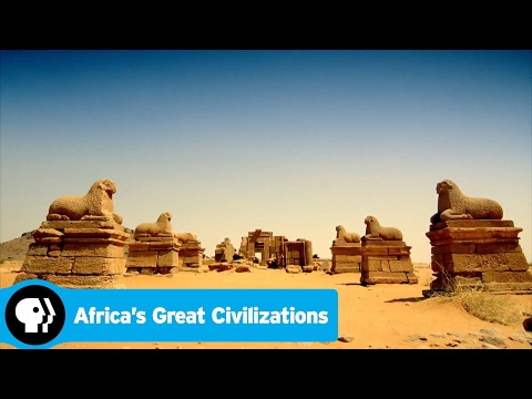AFRICA'S GREAT CIVILIZATIONS | Trailer | PBS
