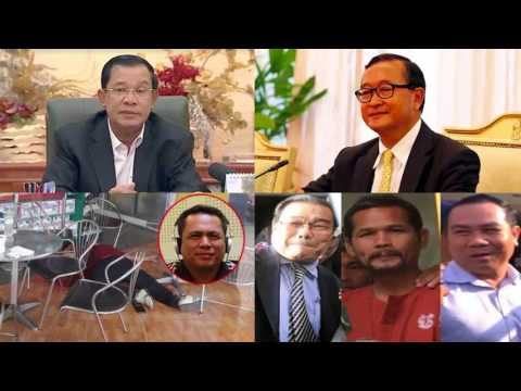 Cambodia Hot News: WKR World Khmer Radio Evening Thursday 07/20/2017