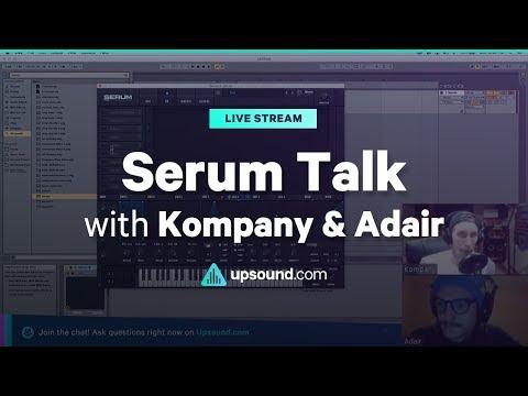 Kompany - Serum Talk (Nov 2016)