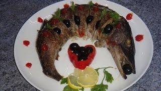 Фаршированная Щука -пошаговый рецепт| #щукавдуховке #фаршированнаящука #edblack