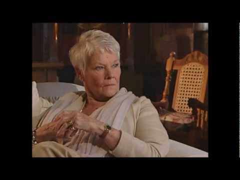 Dame Judi Dench interviewed on the Andrew Marr Show 2011