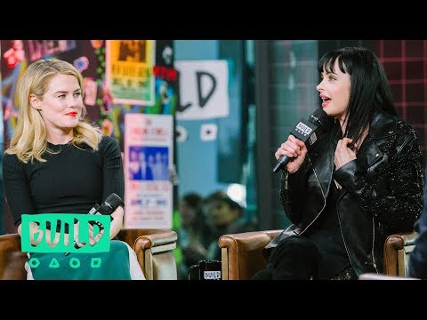 Krysten Ritter & Rachael Taylor Stop By To Chat About