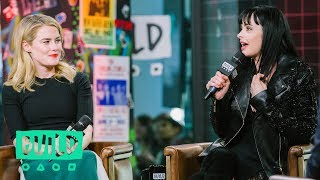 """Krysten Ritter & Rachael Taylor Stop By To Chat About """"Jessica Jones"""""""