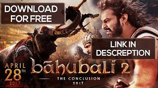Bahubali 2 Full Movie # Download Link | Full Hd Hindi Movie