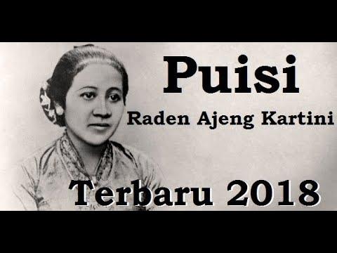 Puisi Raden Ajeng Kartini 2018 (instrumen ibu kita kartini)