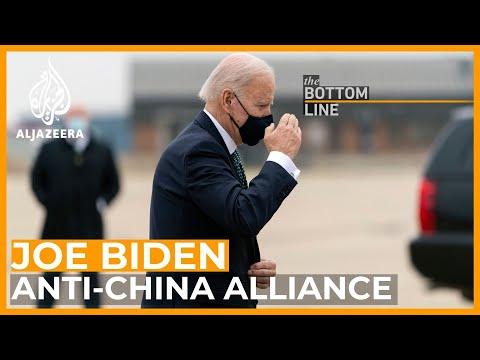 Will Biden's anti-China alliance work? | The Bottom Line