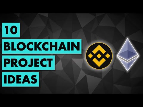 10 Blockchain Project Ideas For Beginners