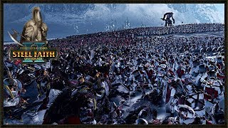 Ultimate 27,000 Battle For The End Times - Total War: Warhammer 2 Gamepaly