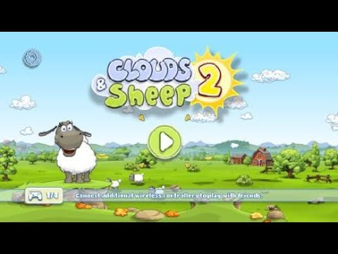 Clouds & Sheep 2 gameplay preview  