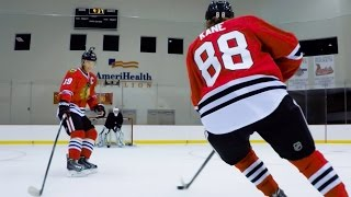 GoPro: On the Ice with Patrick Kane & Jonathan Toews - Episode 4