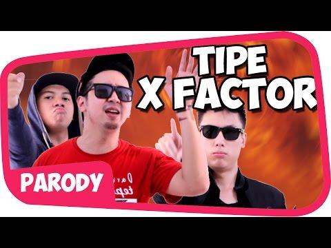 10 TIPE PESERTA X FACTOR / IDOL PARODI with Chandra Liow wkwkwk