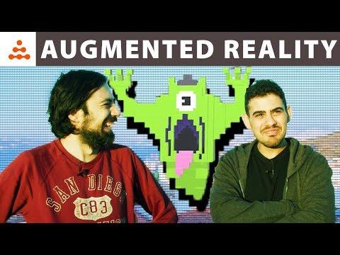 Eğlenceli Artırılmış Gerçeklik (Augmented Reality) Uygulamaları