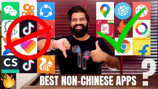 Best Chinese Apps Alternatives - TikTok, SHAREit, CamScanner, Viva Video, LIKEE, WeChat Etc...🔥🔥🔥