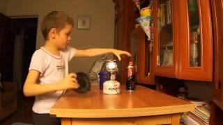 Газовая лампа KOVEA TKL-N894 обзор