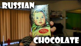 Alenka Russian Chocolate
