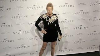 Estelle Lefebure, Virginie Efira, Pierre Richard and more at James Bond Spectre Premiere