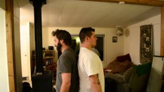 Yamn competes for Master Bedroom by playing Bear Hunter Ninja