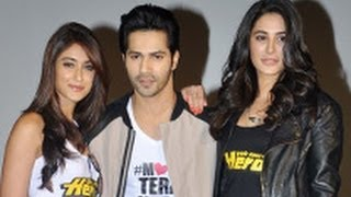 Varun, Ileana, Nargis at 'Main Tera Hero' Trailer Launch | David Dhawan, Ekta Kapoor