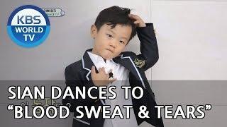 SIAN dances to BTS's 'Blood Sweat & Tears' [The Return of Superman/2018.09.30]