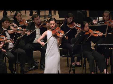 MSU Symphony Orchestra - Philip Glass' Violin Concerto No. 1 Feat. Yvonne Lam, Violin | 9.27.2019