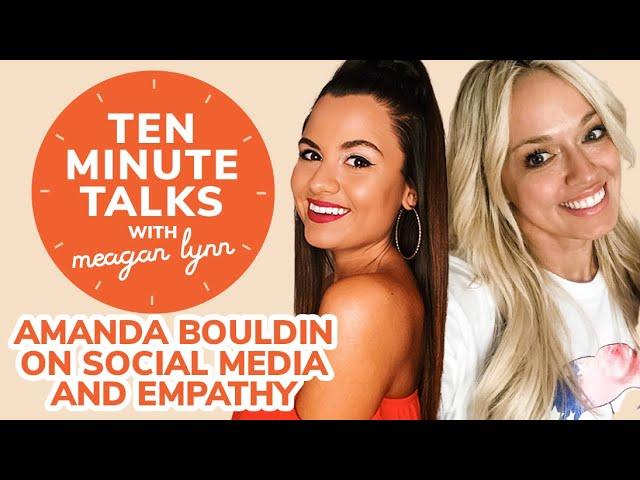 TikTok Star Amanda Bouldin Talks Empathy on Social Media and Finding the Good in 2020