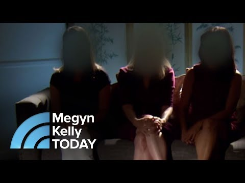 Members Of Domestic Abuse Support Group Share Their Harrowing Experiences | Megyn Kelly TODAY