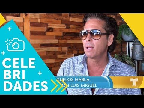 Roberto Palazuelos habla de su amistad con Luis Miguel   Un Nuevo Día   Telemundo