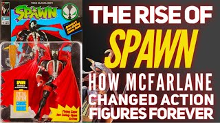The Rise of Spawn (Action Figures)