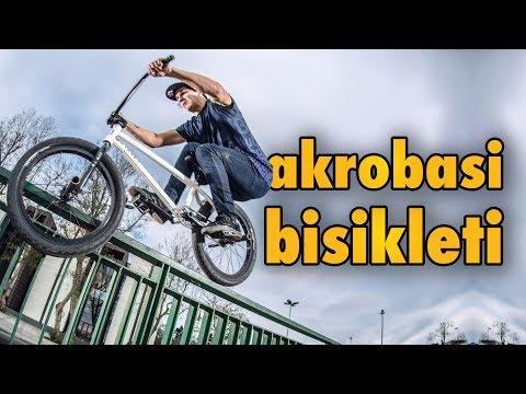 Bisikletle Artistik Hareketler Nasıl Yapılır?