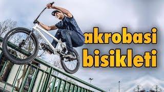Bisikletle Artistik Hareketler Nasıl Yapılır? - Akrobasi Bisikletine Binmek