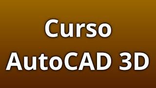 Curso Autocad 3D Pela Web e Barato Para Você Trabalhar na Área