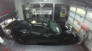 C7 Corvette Polish and Protect