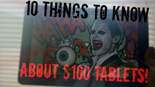 The Truth About Cheap 10.1 Inch Android Tablets Under $150!