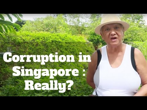 Corruption in Singapore : Really?