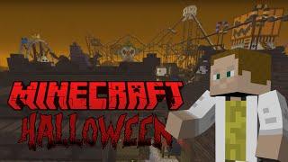 [GEJMR] Minecraft na PS4 - Halloween mapa