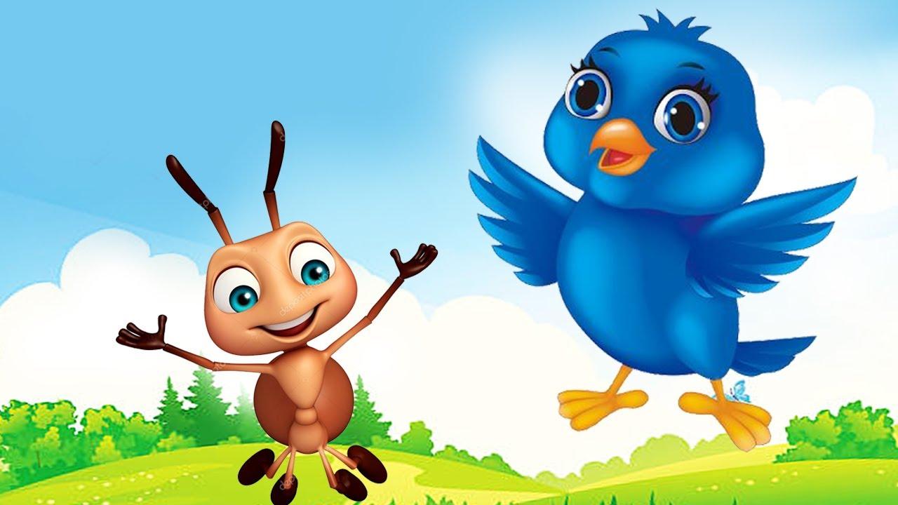 कृतज्ञ मुंगी | Krutadnya Mungi | Grateful ant #MoralStories #ShortStories  #Kids #Animation #Cartoon