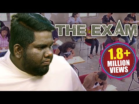 The Exam || Ultimate Exam Cheating Comedy || 2018 Viva Harsha